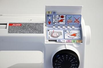 Nähmaschine Toyota JNS17CT Bedienungsanleitung
