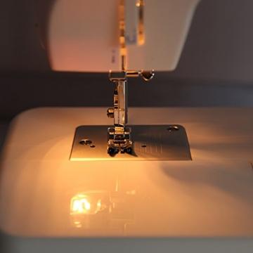 Nähmaschine Singer Mercury 8280 LED Licht