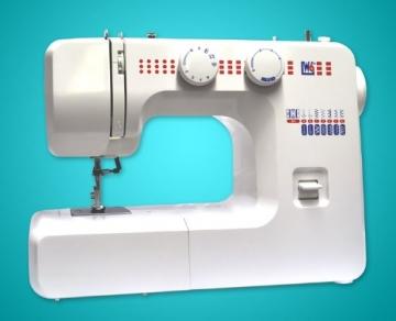 Nähmaschine W6 N 1800 verschiedene Stichprogramme