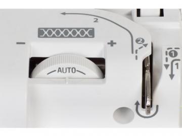 Nähmaschine W6 N 3300 automatische Fadenfädelung
