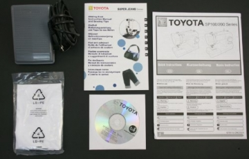 Toyota Zubehör SUPERJ15PE