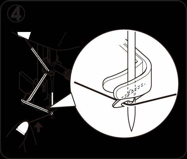 Nähmaschine-Einfädler-Hilfe-Schritt-4