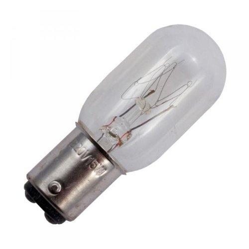 Nähmaschine Glühbirne