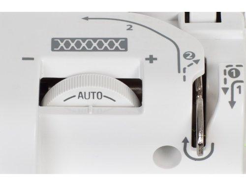 Nähmaschine automatische Fadenspannung